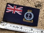 Sea Cadet Ensign patch